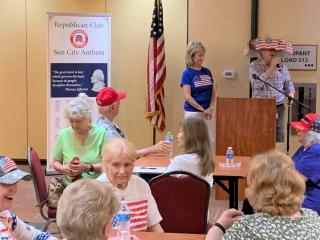 Home | Sun City Anthem Republican Club
